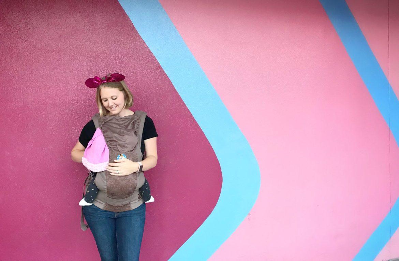 Breastfeeding Nursing at Disney World
