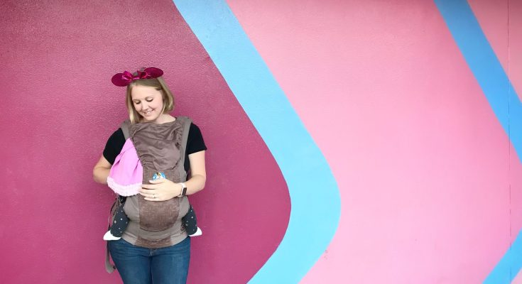 Breastfeeding Nursing at Disney World