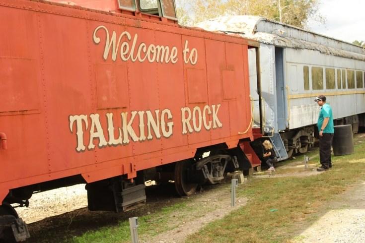 Talking Rock Railroad