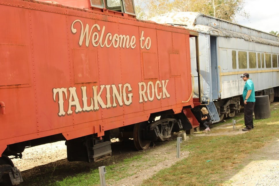 Talking Rock Railroad