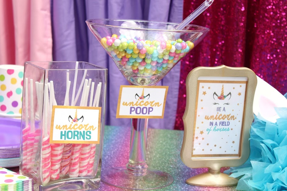 Unicorn Party Food Ideas