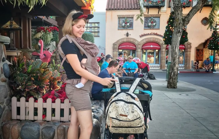 Disney Diaper Bag