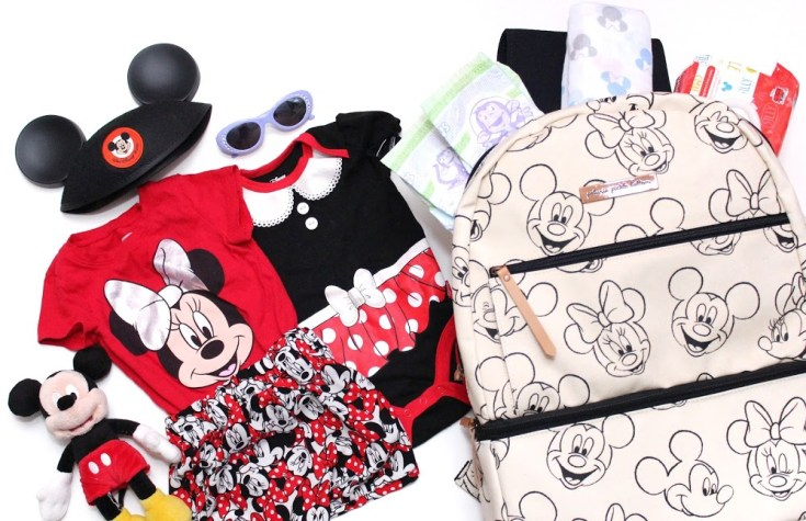 Must Haves Disney Diaper Bag