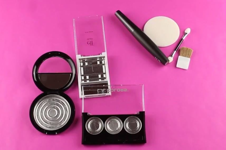 pretend makeup for toddler DIY Tutorial