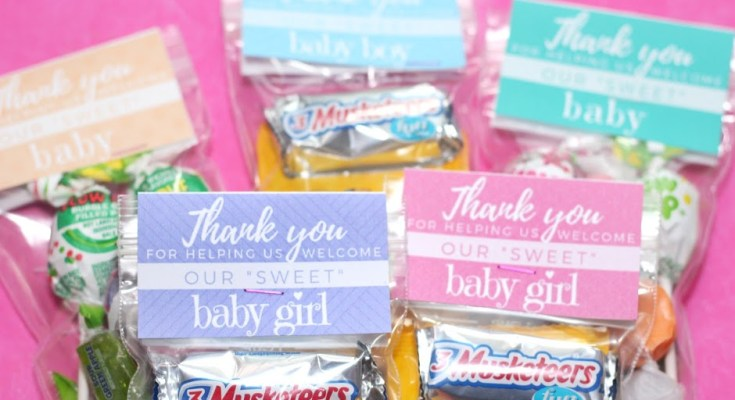 Maternity Nurse Gifts With Free Printable Download
