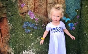 Visit Pandora with Toddler