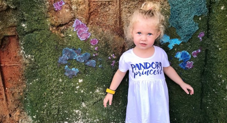 Visit Pandora with Toddler