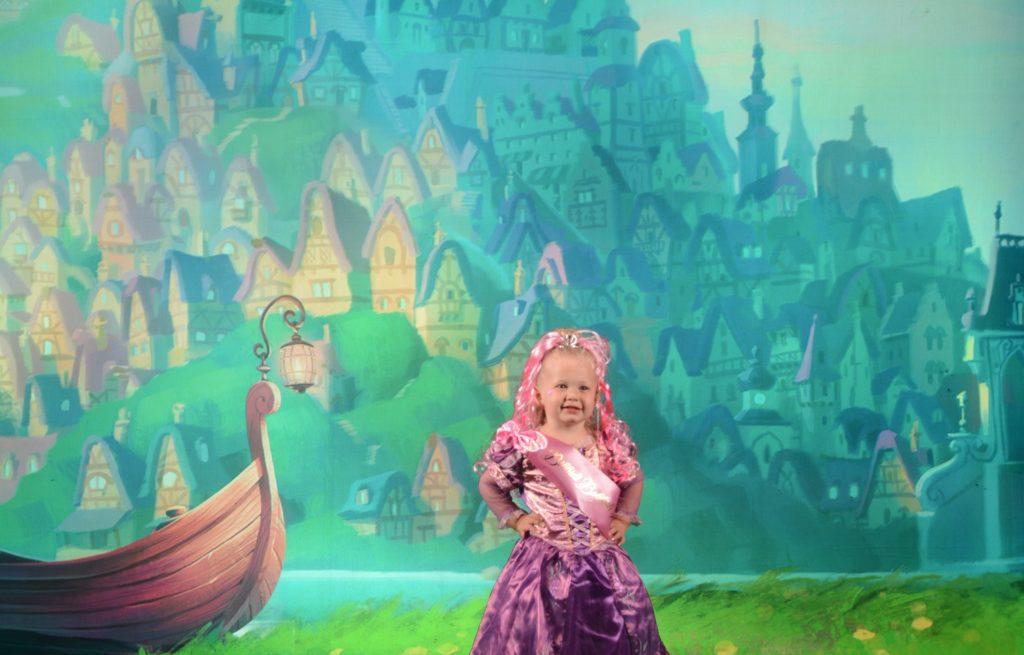 Bibbidi Bobbidi Boutique for Preschoolers at Disney