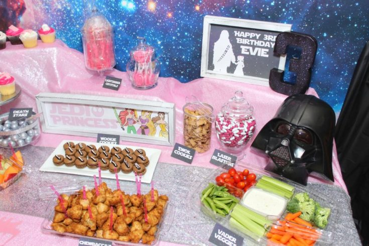 Girly Star Wars Party Food Ideas