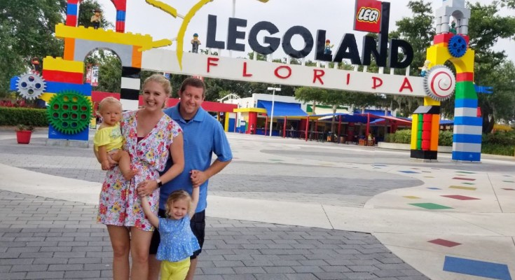 Legoland Florida tips with young kids