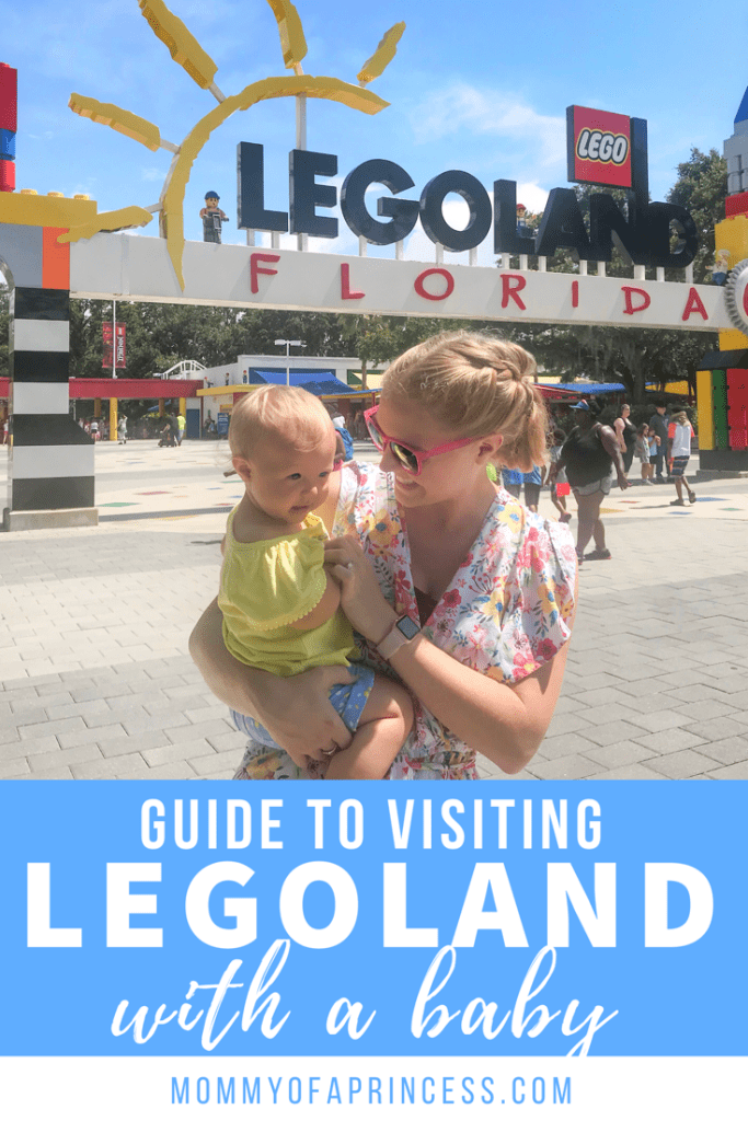 Guide to Visiting LEGOLAND with baby