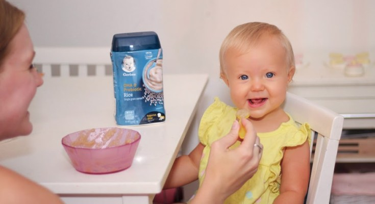 First Foods for Baby's Brain Development