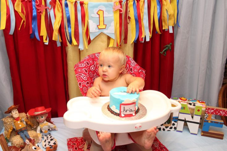 Toy Story First Birthday Ideas