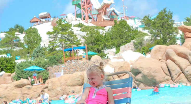 Blizzard Beach with Young Kids