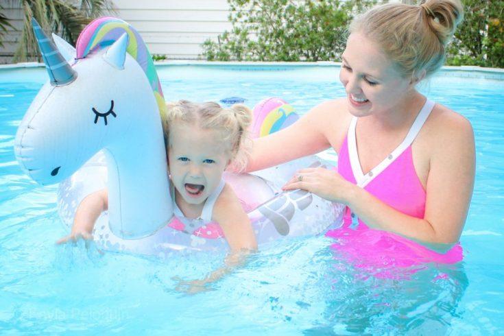 Modest Mommy & Me Swimwear