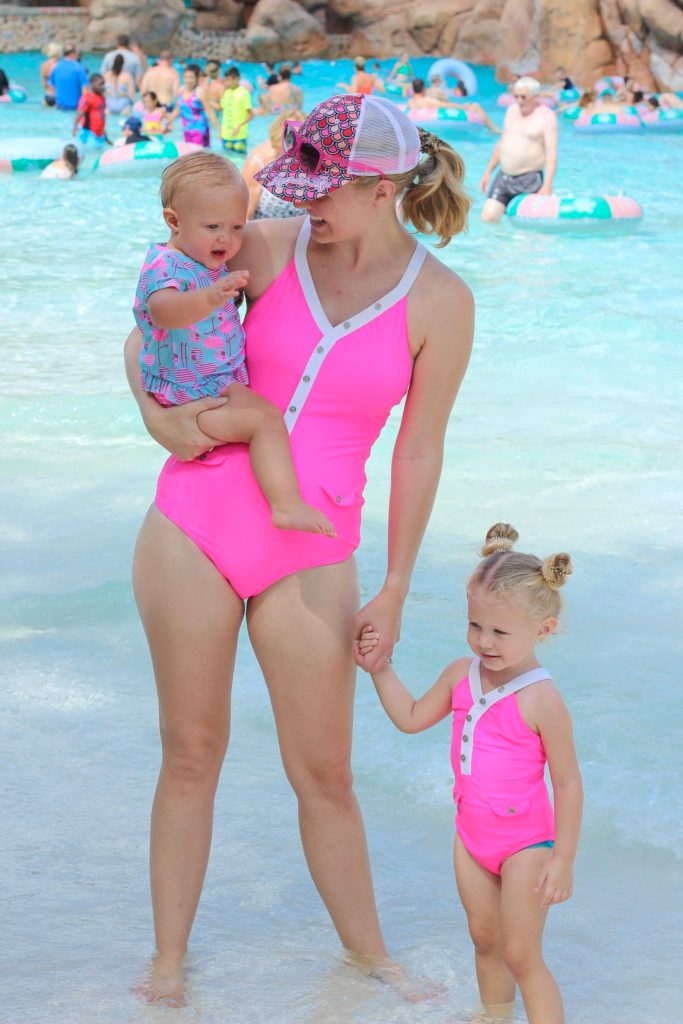 Modest Mommy & Me Swimwear