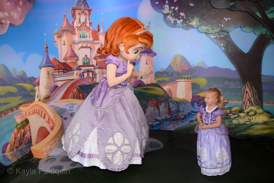 Disney World Dress Up Must Haves for Your Princess