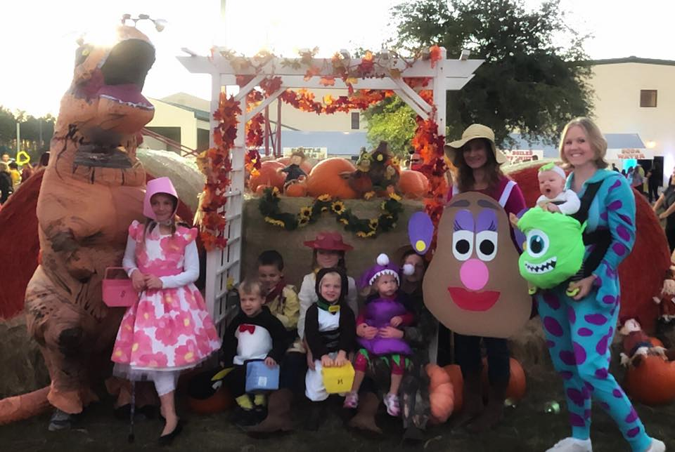 Toy Story Disney Family Halloween Costumes DIY
