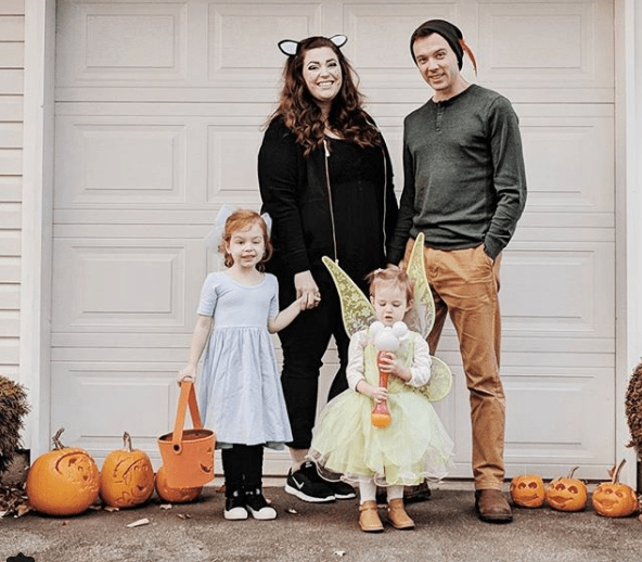 Peter Pan Family Costume Ideas