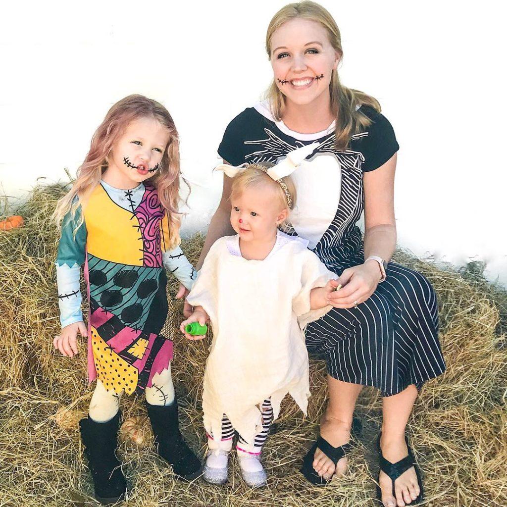 Nightmare Before Christmas Disney Family Halloween Costumes