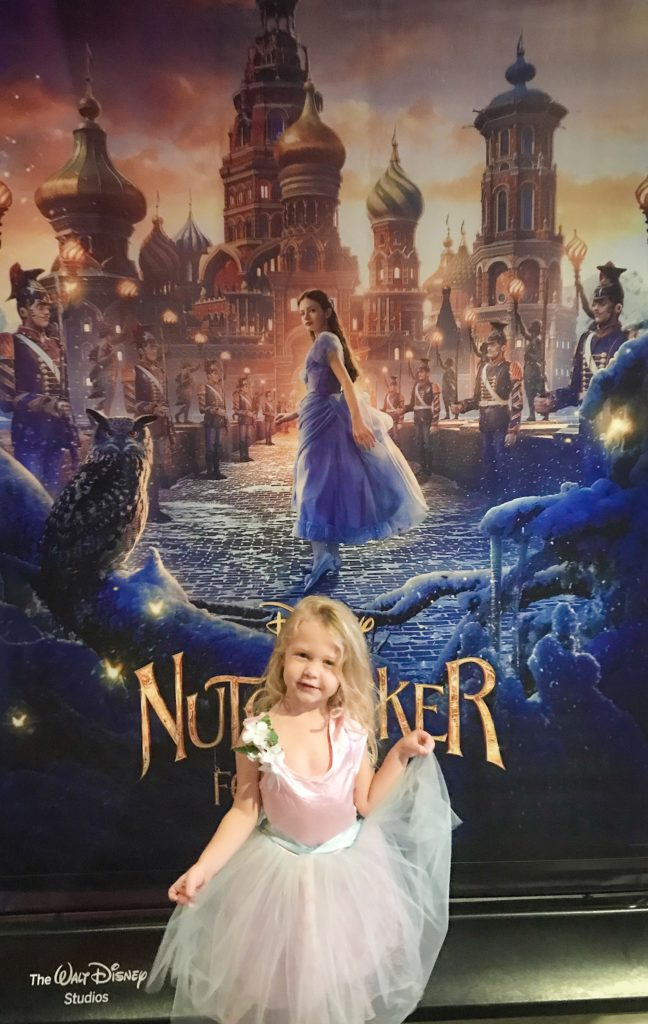 Is The Nutcracker and the Four Realms OK for kids?