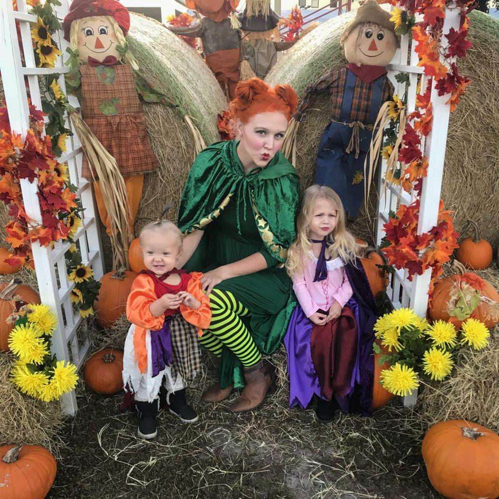 Hocus Pocus DIY Costume Disney Family Halloween Costumes