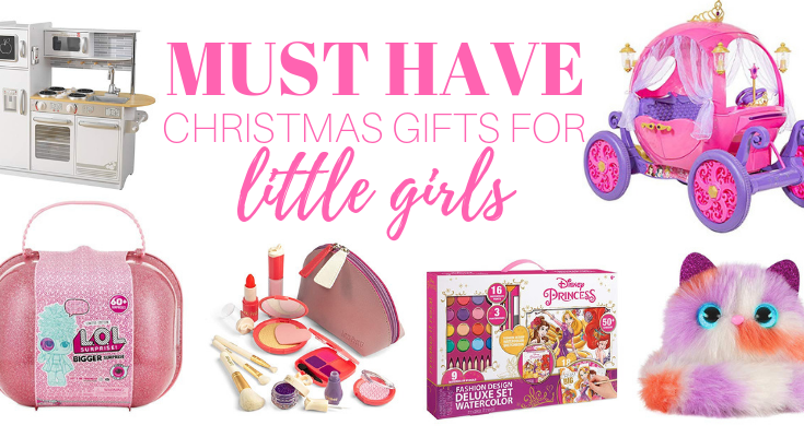 Christmas Gifts for Little Girls