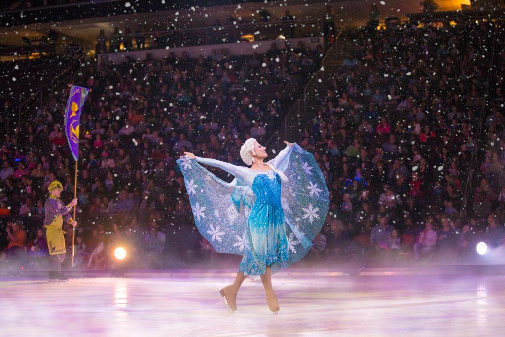 Disney on Ice Dare to Dream Frozen
