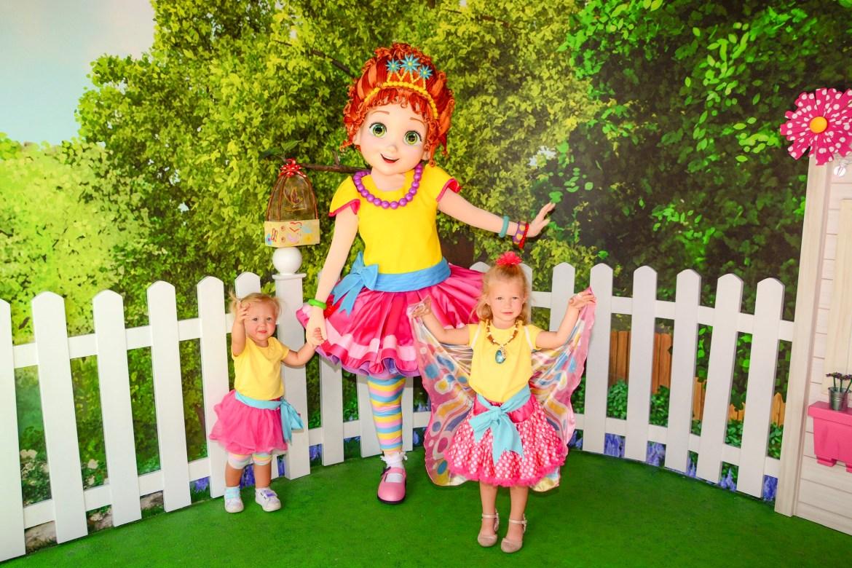 Where to Meet Fancy Nancy at Disney World