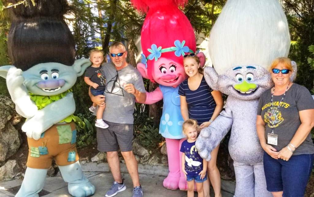 Kid-Friendly Universal Studios Orlando Characters List