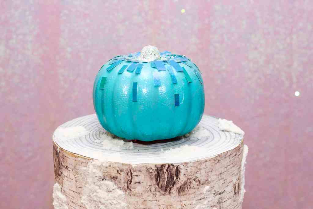 How to Make Elsa Pumpkin