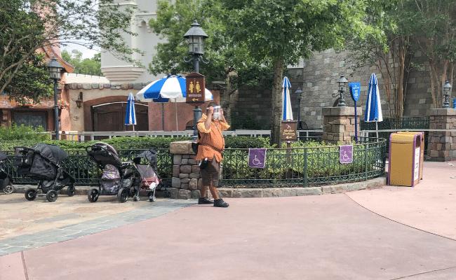 Disney World Social Distancing & Safety Measures