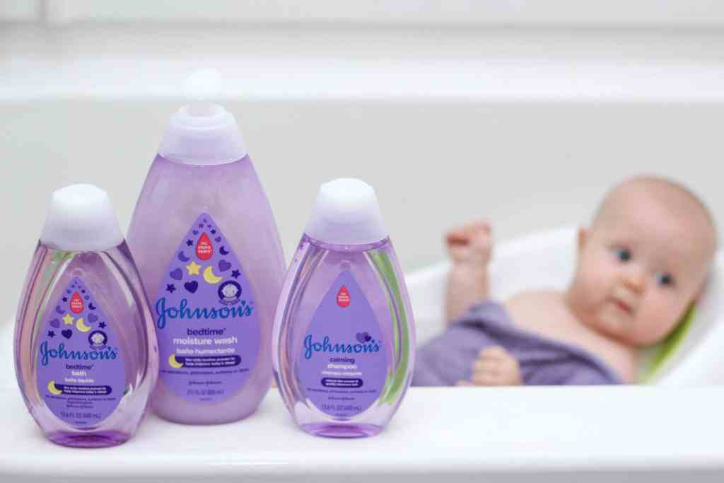 Easy Bath and Bedtime Routine for Baby