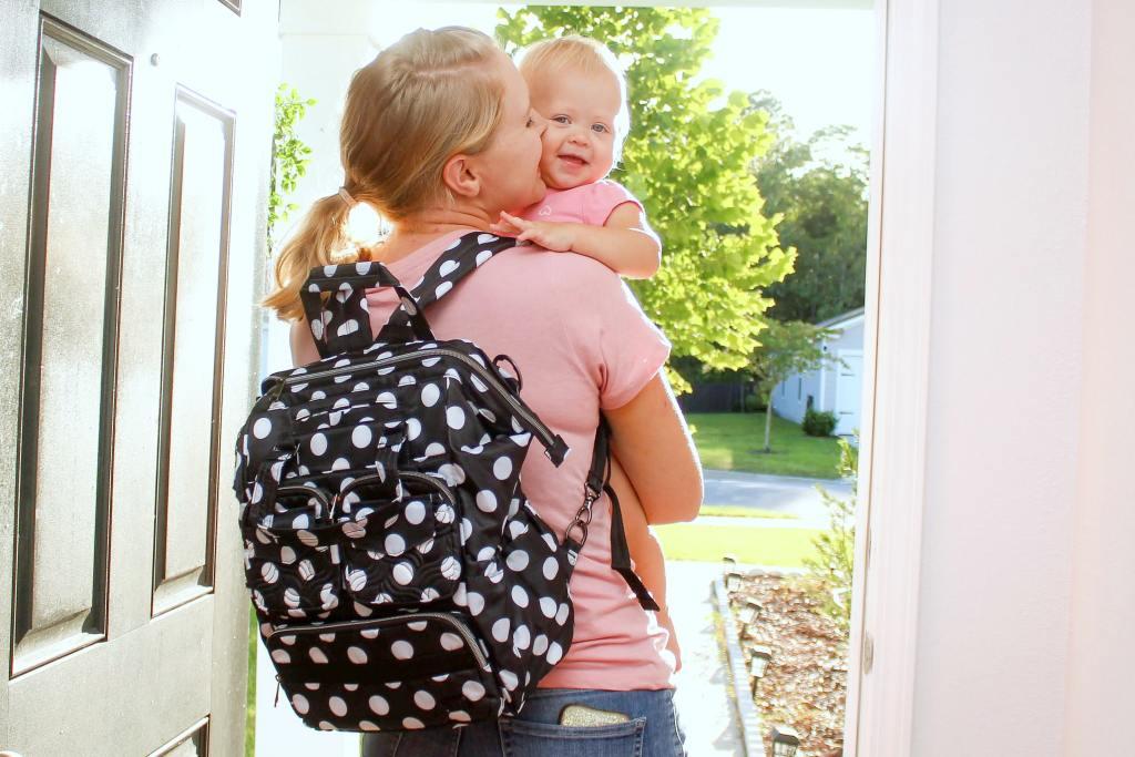 Stylish & Versatile Diaper Bag