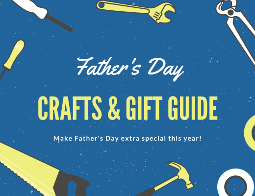 father's day craft and gift guide