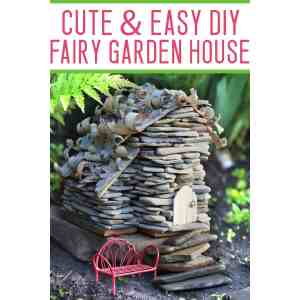 Adorable Miniature Fairy Garden Houses Miniature Fairy