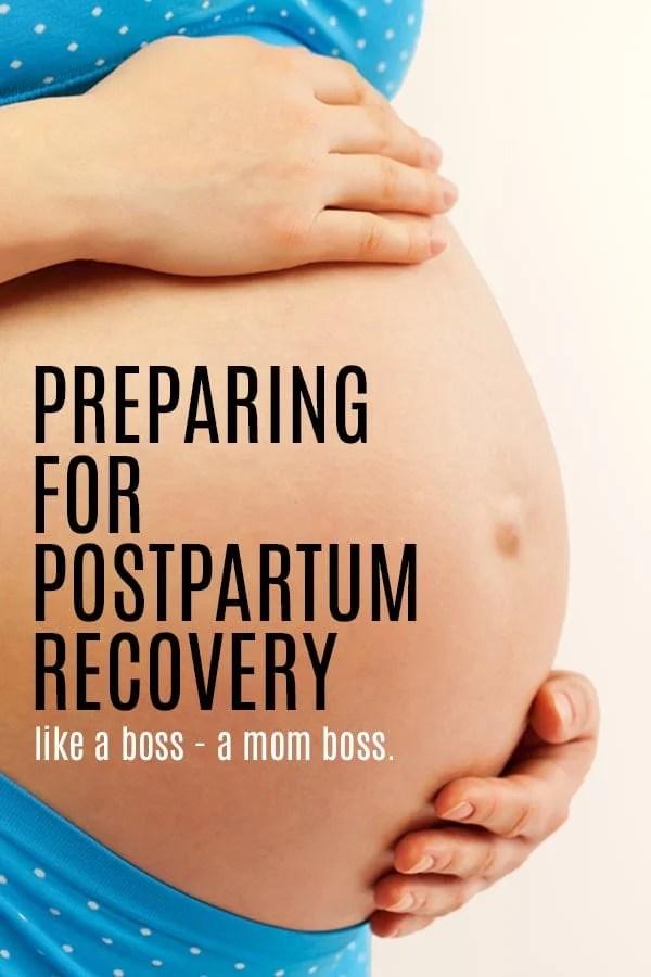 Healing Postpartum After Vaginal Birth  postpartum