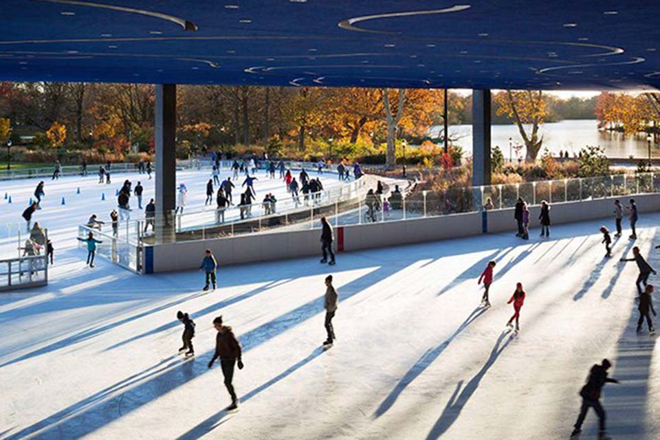 9 Best Ice Skating Rinks in NYC for Kids and Families   MommyPoppins - Things to do with Kids