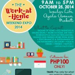Events: The Work-at-Home Weekend Expo 2014