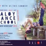 Daloy Dance School Summer Workshop 2015