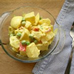 Curried Potato Salad Recipe Using US Potatoes