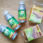Review: Nature Earth's M2 Tea Drink, Shing-a-Ling and Kamote Chips