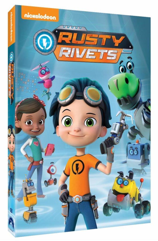 Rusty Rivets Dino Island : rusty, rivets, island, Rusty, Rivets, Mommy, Ramblings