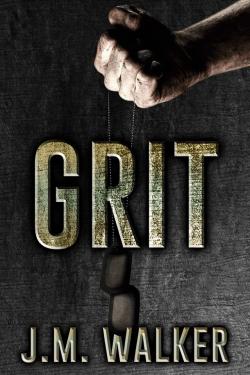 Grit Cover Reveal by J.M. Walker