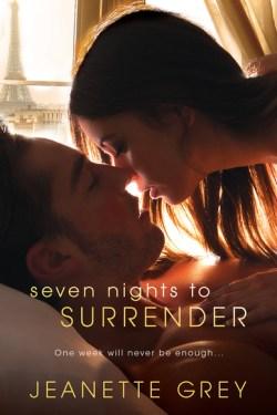 Seven Nights to Surrender – Excerpt & Giveaway
