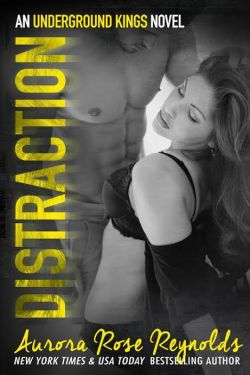 Distraction Cover Reveal by Aurora Rose Reynolds