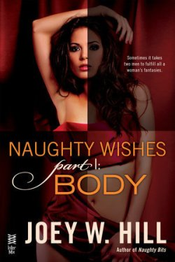 Naughty Wishes 1-4 by Joey W. Hill