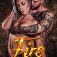 Fire by Kathy Coopmans & Hilary Storm Cover Reveal