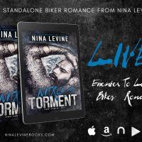 Nitro's Torment by Nina Levine – Release Day Blitz
