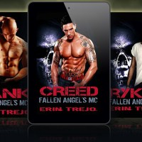 SERIES BLITZ  FALLEN ANGEL'S MC  BY ERIN TREJO